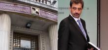 Фалит на КТБ замразен от съда