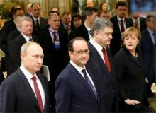Минското споразумение спира огъня в Източна Украйна