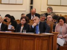 Румяна Бъчварова официално министър на вътрешните работи