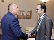 Борисов изтъкна свои успехи пред представители на МВФ и Световната банка