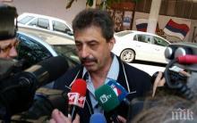 Цветан Василев избра да се предаде в Белград