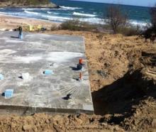 """Строежът на """"Корал"""" не бил върху дюни"""