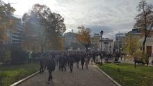 Полицията срещу Горанов, народа срещу полицията!?!
